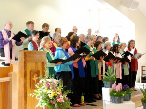 Unitarian Universalist Society: East Choir