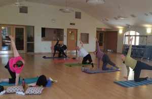 yoga at Unitarian Universalist Society: East
