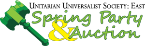 UUSE Spring Auction Logo