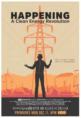 Happening a clean energy revolution