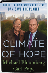Climate of Hope, Michael Bloomberg and Carl Pope